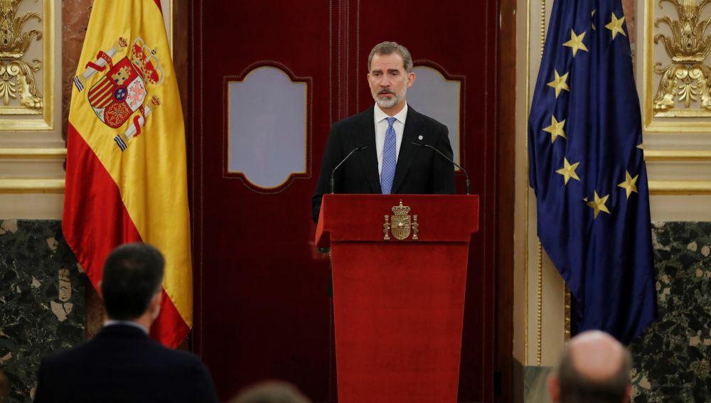El rey Felipe VI clausurará mañana en la UJI la asamblea de la CEV.